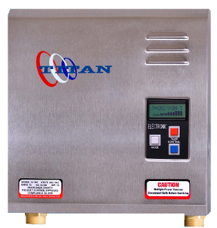 Titan Tankless Water Heater SCR-4  N-210