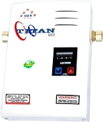 Titan Tankless Water Heater SCR-2  N-120