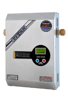 Titan Tankless Water Heater SCR-2  N-120 S